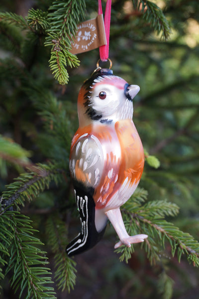 Nathalie Lété Christmas Bird Ornament