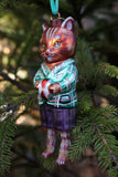 Nathalie Lété Christmas Cat Ornament