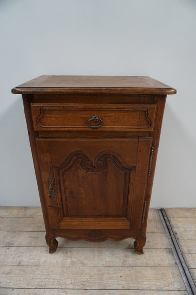 Antique French Solid Oak Confiturier