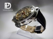 Perfection Diamonds MV-Series Patek Philippe 3.92 CTW Diamond Watch