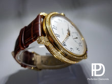 Perfection Diamonds MV-Series LeCoultre 2.57 CTW Diamond Watch