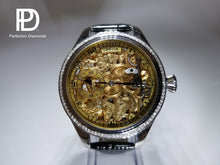 Perfection Diamonds MV-Series Omega 0.91 CTW Diamond Watch