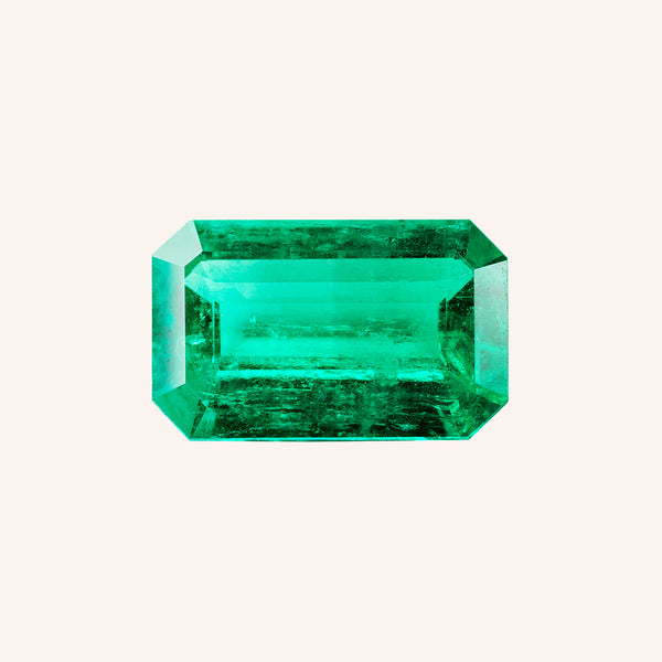 Gem School // Emerald