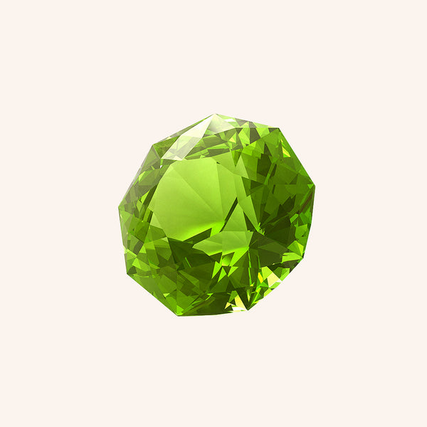 Gem School // Peridot