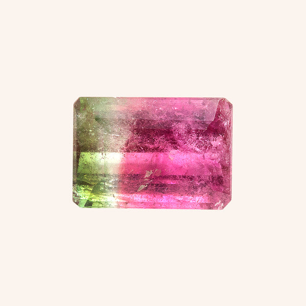 Gem School // Watermelon Tourmaline