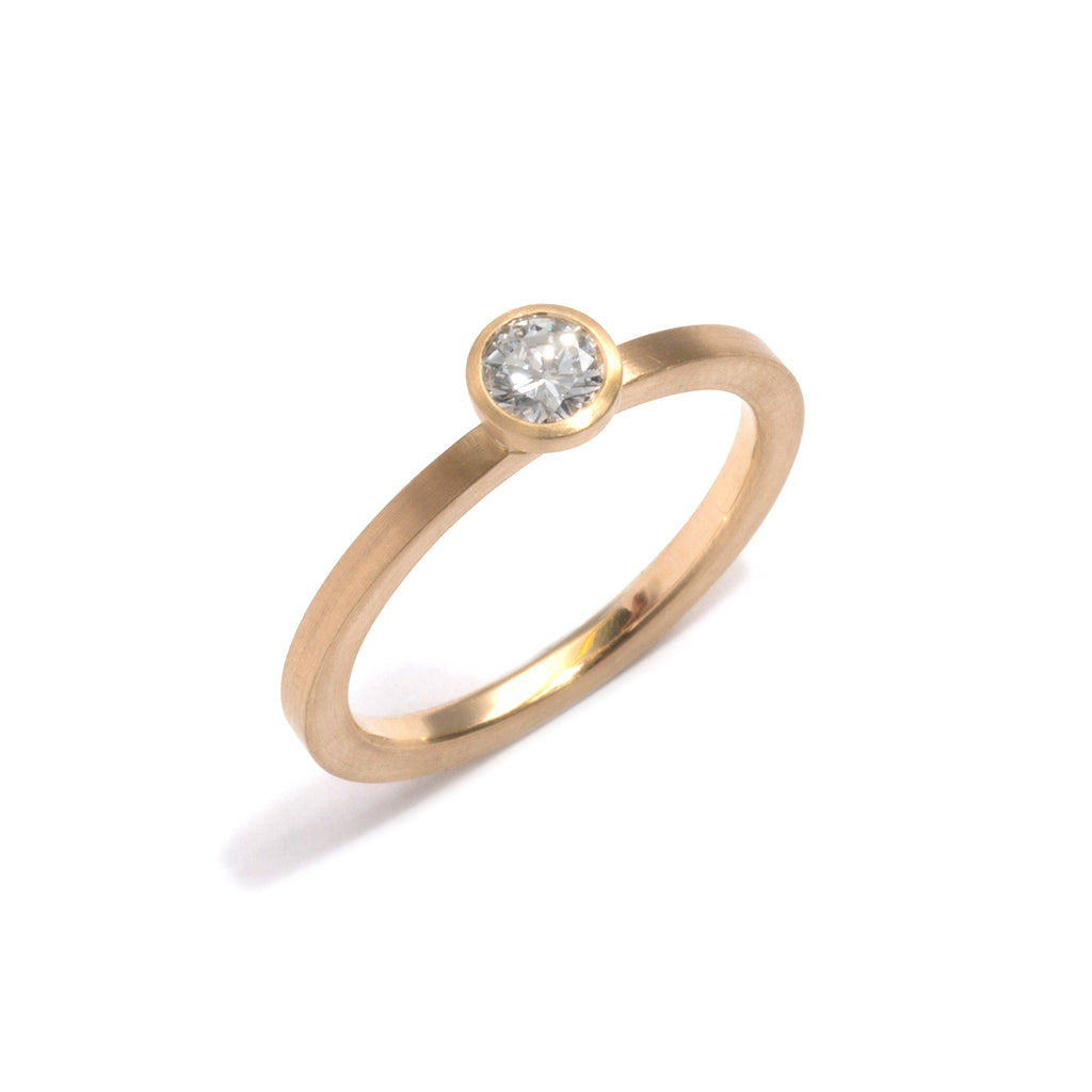 Heirloom Diamond Elevate Ring