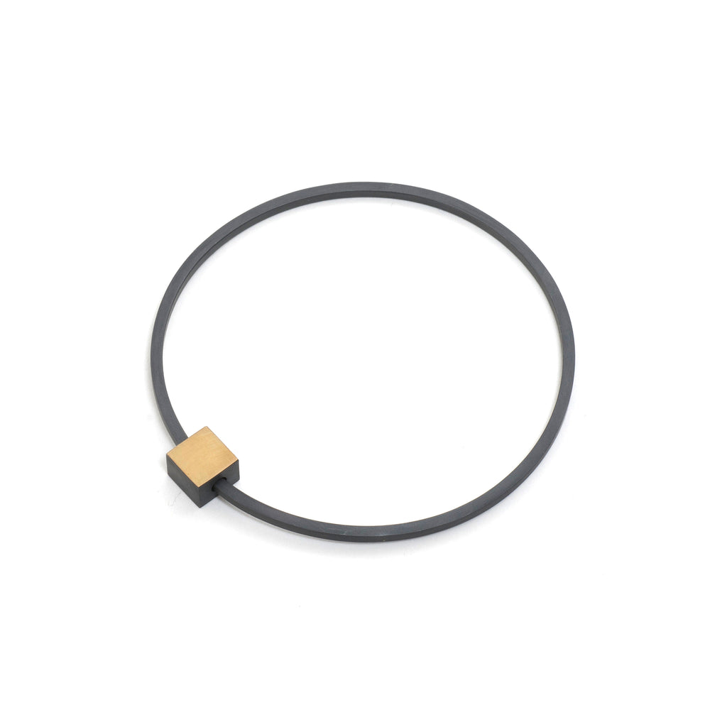 Golden Element Bangle