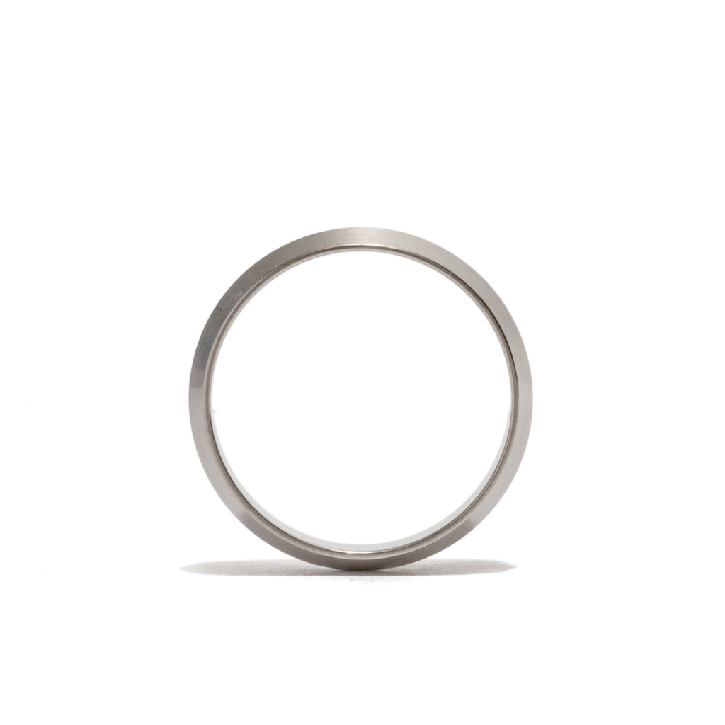Knife Edge Ring
