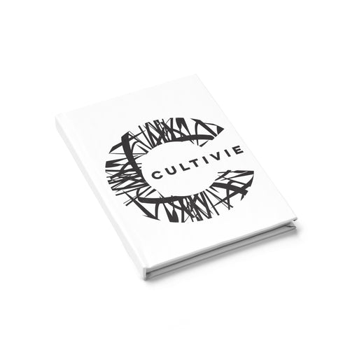 CULTIVIE Journal - Ruled Line