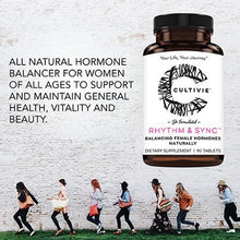 RHYTHM & SYNC: Balancing Female Hormones Naturally