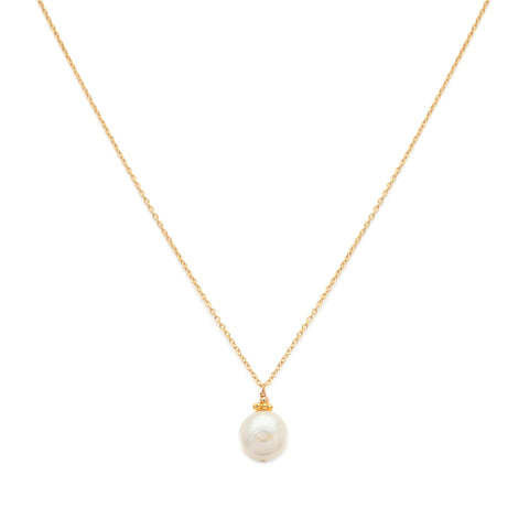 Audrey Necklace - Gold