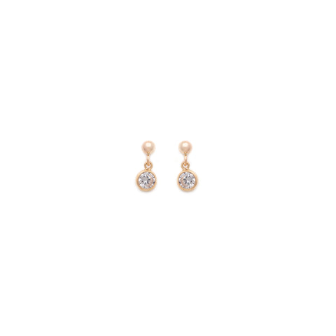 Billie Earrings - Gold