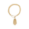 Flourish Bracelet - Gold