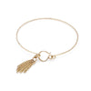 Flourish Bangle - Gold