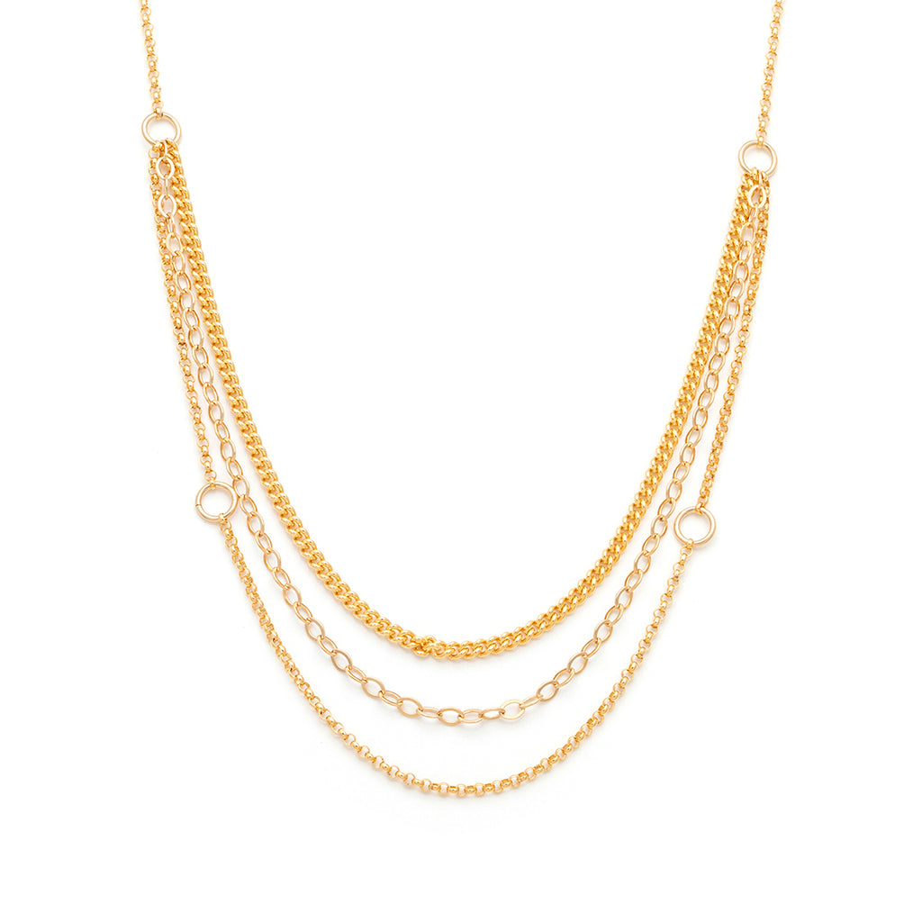 Athena Chain - Gold
