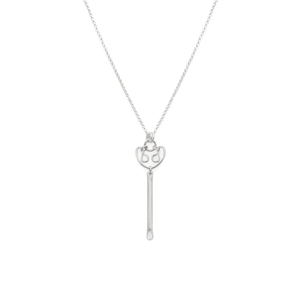 Alice Necklace - Silver