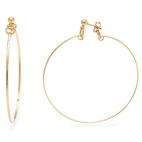 Valour Hoops - Gold