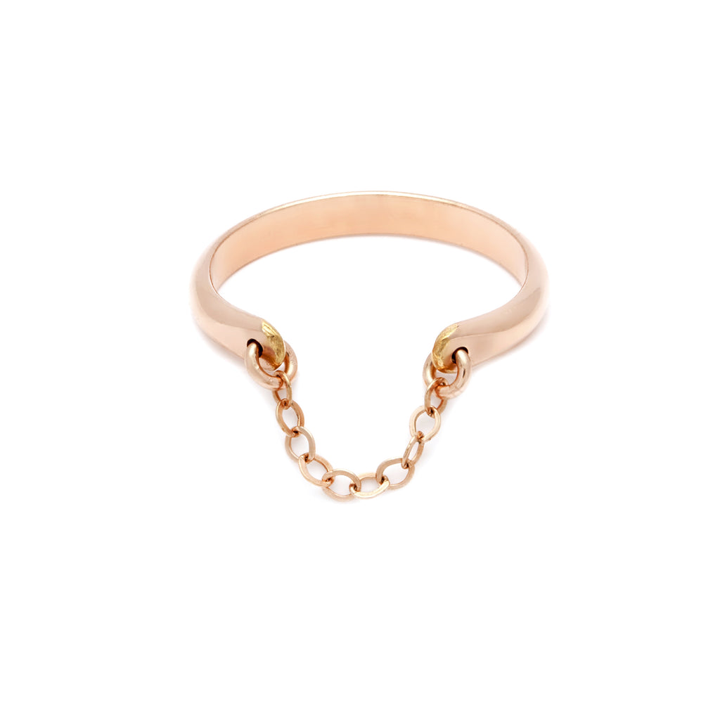 Glamour Ring - Rose Gold