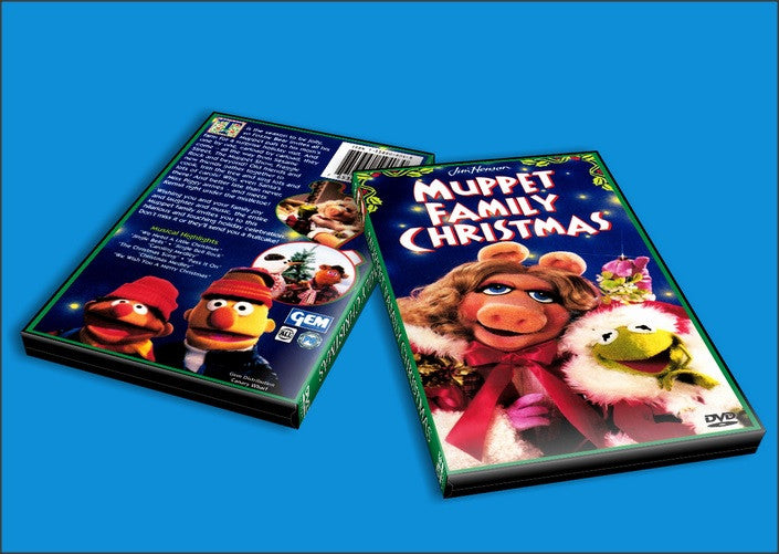 a muppet family christmas dvd director eric till