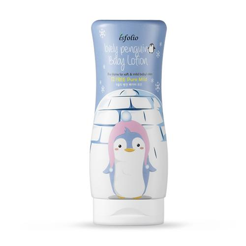 LOVELY PENGUIN BABY LOTION