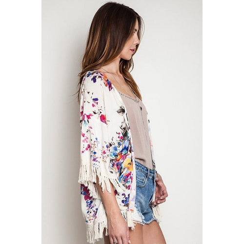'Follow Your Heart' Kimono