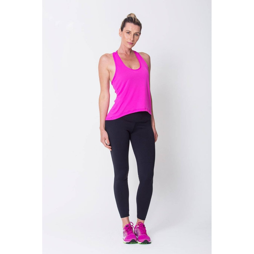 Black Fitness Active Leggings