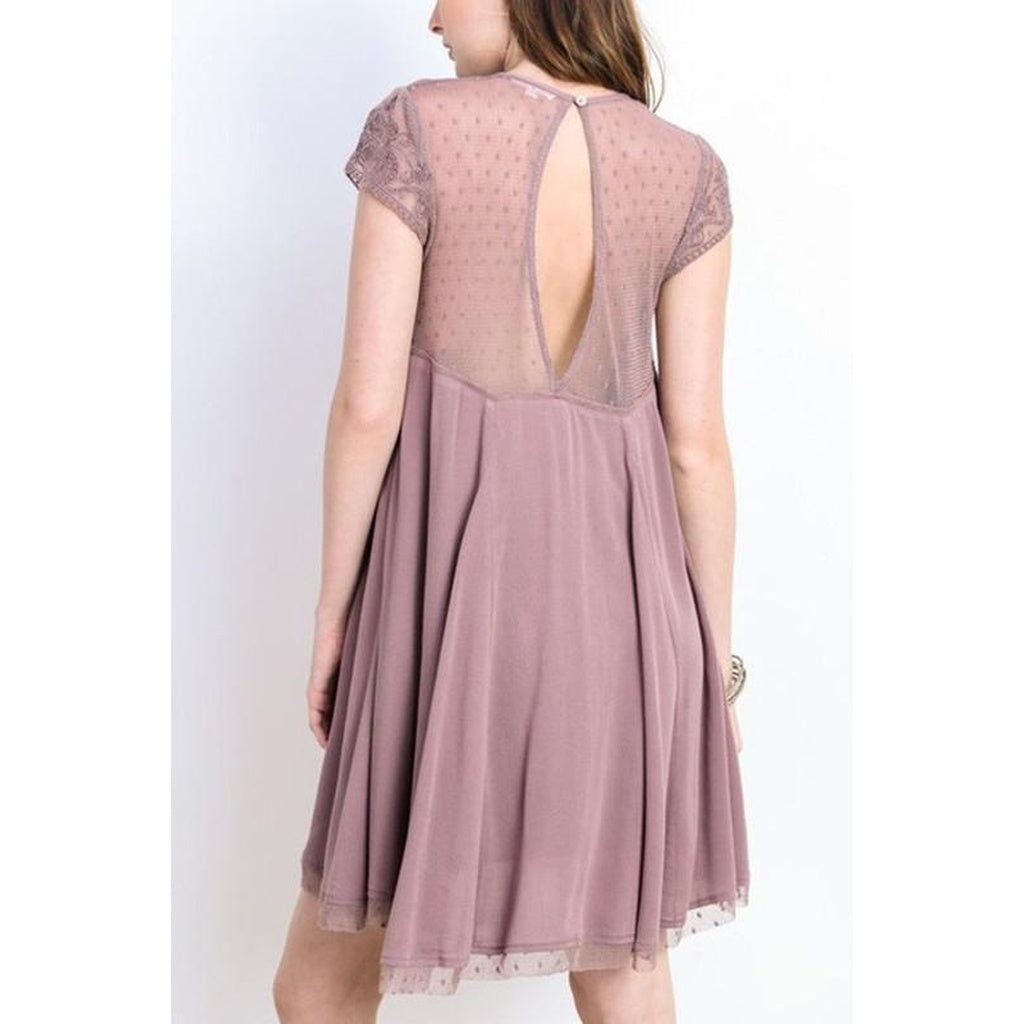 'Rivington' Sweetheart Dress