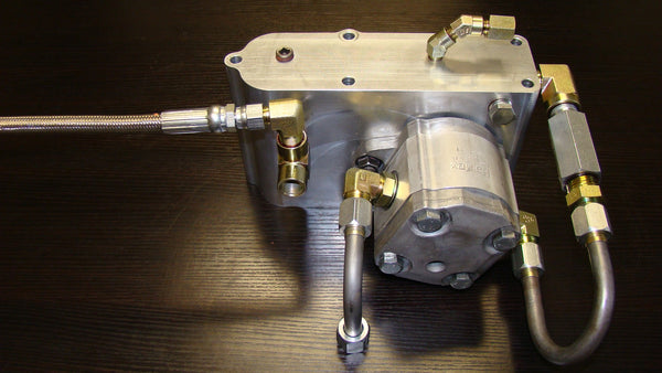 Swamps Gen3 High Pressure Oil Pump