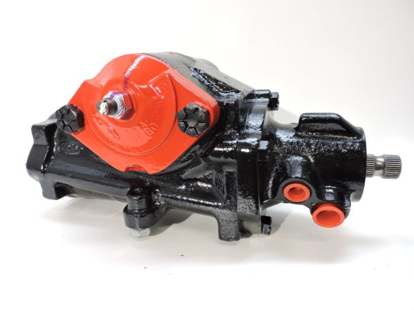 Red Head Steering Box - 1980-97 Ford F-Series With 2 Bolt Top Cover