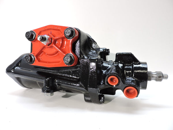 Red Head Steering Box - 1999-2004 Ford F-Series With 36 Spline Sector