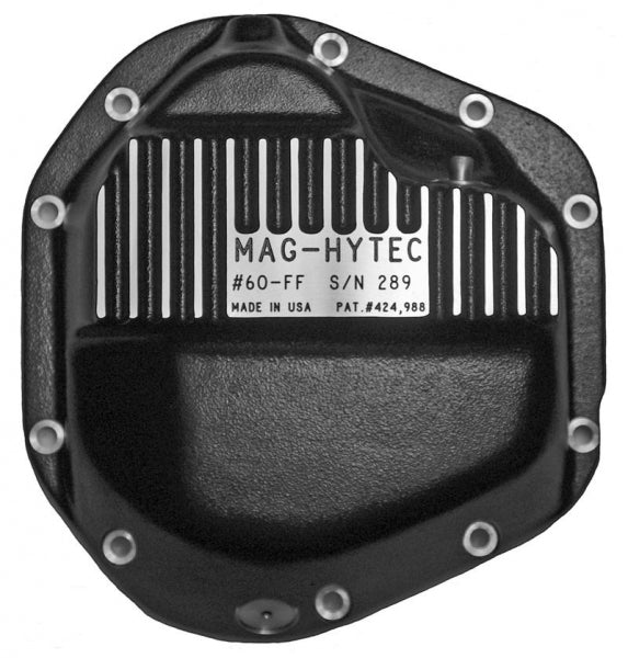 Mag-Hytec Dana 60 Ford Front Differential Cover
