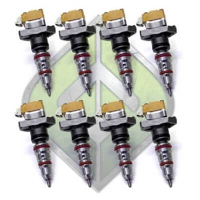 Full Force Stage 3 Injectors 250CC 525HP