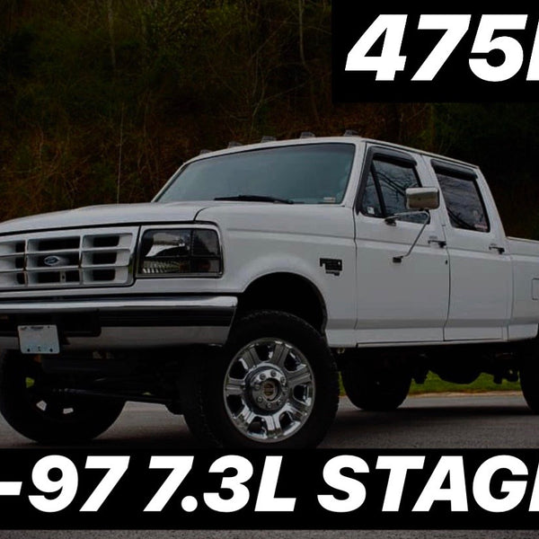 Stage 3 Package 475HP 94-97 7.3L