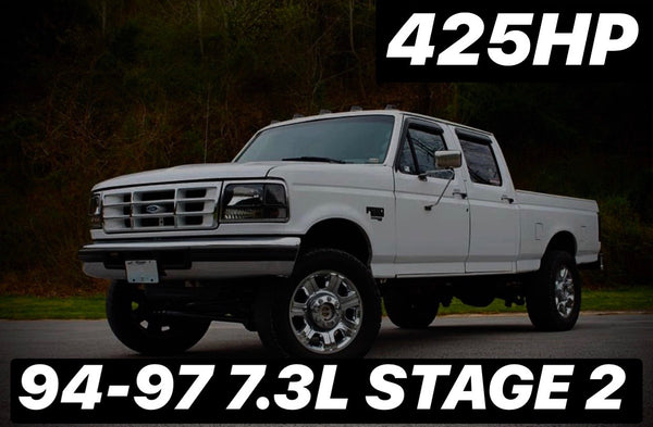 Stage 2 Package 425HP 94-97 7.3L