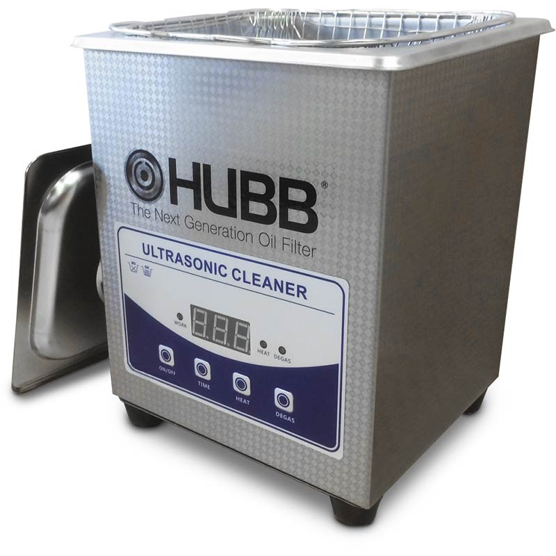 HUBB 3309 FILTER CLEANING STATION
