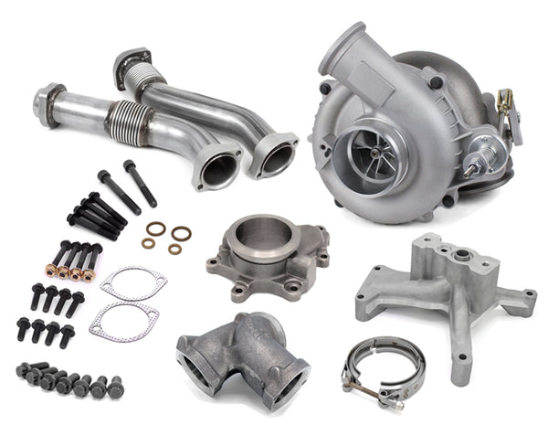 DieselSite 7.3L Ball Bearing Wicked Turbo Kit for OBS 1994-1997