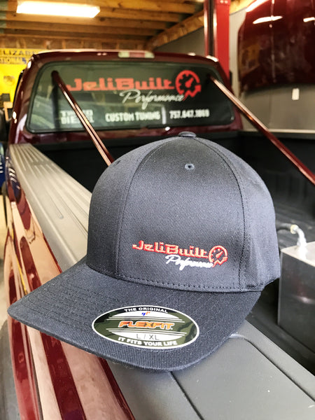 JeliBuilt Hat - FlexFit