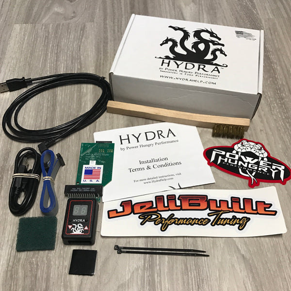 Hydra Chip With JeliBuilt Custom Tunes - Modified Injectors - $25 Mail-In Rebate