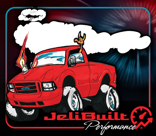 JeliBuilt Custom Tuning For Hydra  - Stock Injectors