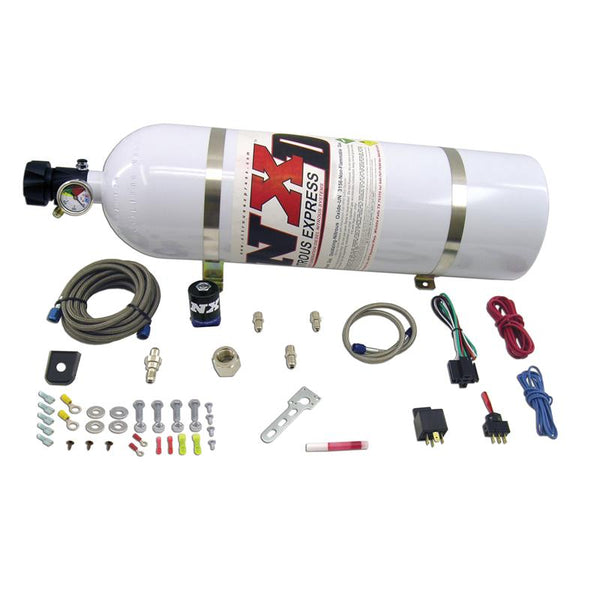 Nitrous Express NXD12001 NXD Stacker 3 Diesel Nitrous System