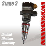 Unlimited Diesel Stage 3 Powerstroke Fuel Injectors