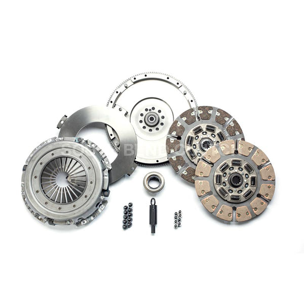 South Bend Street Dual Disc Clutch 94-97 OBS