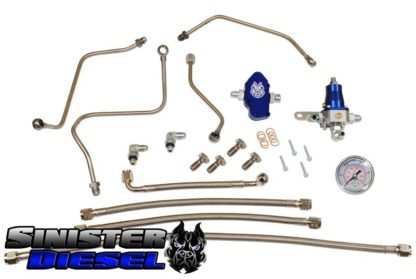 IDP 6.0L Complete Competition Fuel System