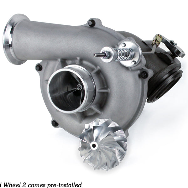 DieselSite Wicked Ball Bearing Turbo (99.5-03)
