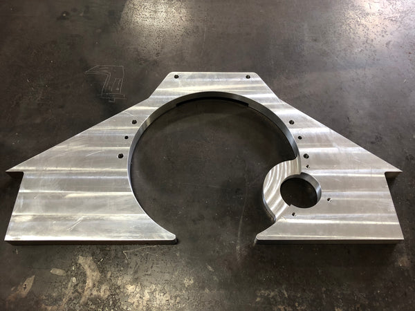 7.3L Mid Mount Plate