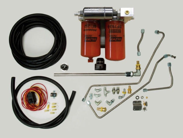 IDP Standard Fuel System - Super Duty