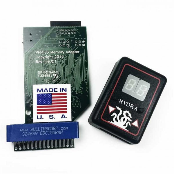 PHP Hydra Chip ~ Standard Calibrations