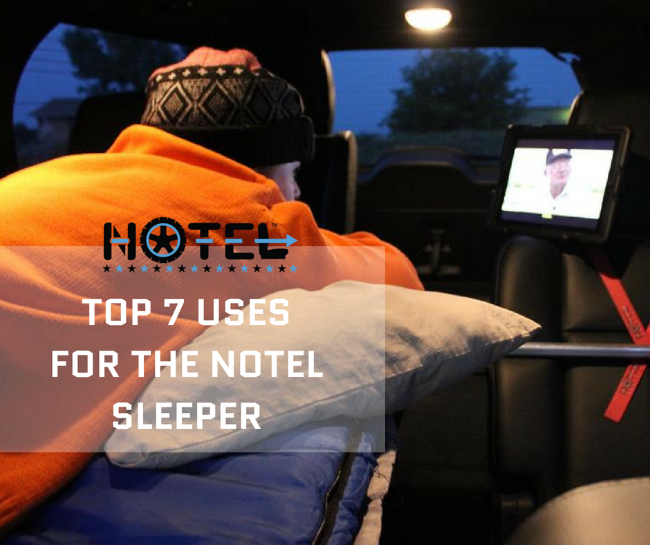 Top 7 Uses for the Notel Sleeper