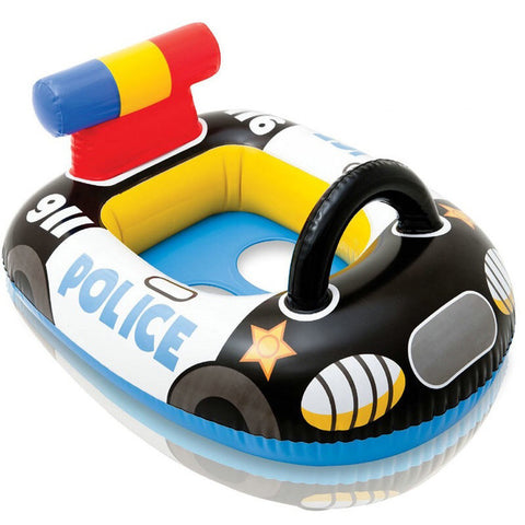 Police Car Float