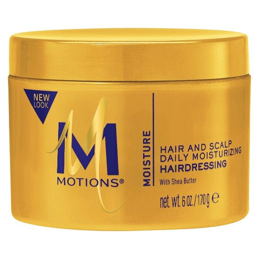 Motions Hair and Scalp Daily Hairdress